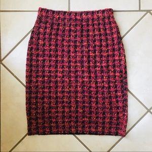 St. John bodycon pencil skirt